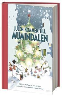 Julen kommer till Mumindalen Tove Jansson, Reading, Books, Libros, Book, Reading Books, Book Illustrations, Libri