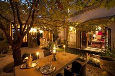 Le Chatelat Guest House offers pure luxury set in a truly magnificent garden. Located in Sandhurst, the property has seven spectacular rooms and one Wine Candles, Romantic Getaways, Heaven On Earth, Home And Away, Country Style, Home Goods, Wedding Venues, Backyard, House Design