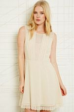 Urban Outfitters - Pins & Needles Lace Fit & Flare Dress