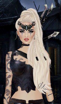 Fantasy Art Angels, Fantasy Art Women, Beautiful Fantasy Art, Covet Fashion, Dark Fashion, Fashion Art, Girly Images, Girly M, Steampunk