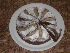 Torta pere e cioccolato | Golose Delizie