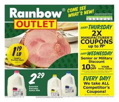 Rainbow Weekly Ad September 18 - 24, 2016 - http://www.olcatalog.com/rainbow/rainbow-weekly-ad.html