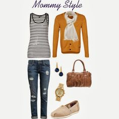 Mommy Style -Polka Dots & Pampers