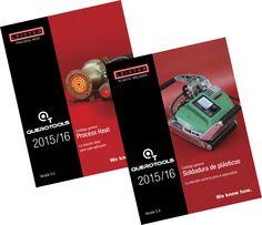 Ya están disponibles los nuevos catálogos Leister en nuestra página web: http://querotools.com/descargas/