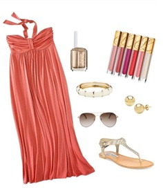 More of my summer polyvore, can you tell i'm going on a cruise :)