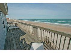 Beach House - Oceanfront house - Surf City, Topsail Island | RentABeach