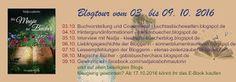 Merlins Bücherkiste: [Blogtour] Die Magie der Bücher - #Tag2 - Die Entstehung des eBooks #Blogtour