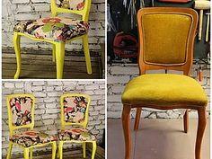 Как заменить обивку и покрасить стулья - THEVINGERT - Ярмарка Мастеров http://www.livemaster.ru/topic/880269-kak-zamenit-obivku-i-pokrasit-stulya