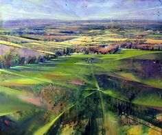 Sussex Weald II by Lorna Holdcroft