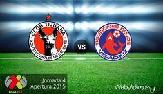 Tijuana vs Veracruz, Jornada 4 del Apertura 2015 ¡En vivo por internet! - http://webadictos.com/2015/08/11/tijuana-vs-veracruz-apertura-2015/?utm_source=PN&utm_medium=Pinterest&utm_campaign=PN%2Bposts