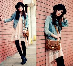 Fairy Dress (by Bonnie Barton) http://lookbook.nu/look/3420131-Fairy-Dress