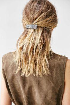 sparkle hair clip