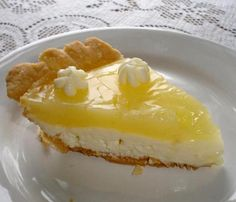 Kittencal's Lemon Cream Cheese Pie
