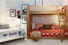 beliche Isabella e mini cama Jimmy da Apronta quartos infantis