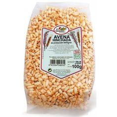 El Granero Avena Hinchada Bio 100g http://www.suplments.com/el-granero-avena-hinchada-bio-100g