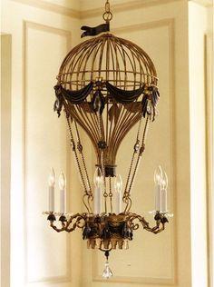 chandeliers - air balloon chandeliers - #chandeliers #lighting