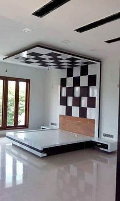 # bed front drawer white and wood contrast design and made by me # Karan jangid - Salvabrani Ceiling Design Living Room, Bedroom False Ceiling Design, Luxury Bedroom Design, Bedroom Closet Design, Bedroom Furniture Design, Home Room Design, Bed Furniture, Simple Bed Designs, Double Bed Designs