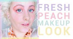 MAKEUP RESET : Fresh Peach Look : TUTORIAL