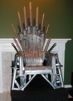 'Make Your Own Iron Throne' is Fit for Diehard 'Game of Thrones' Fans