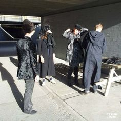 """Behind the Scenes of the short film """"The Glass Chunk"""" directed by Thomas Balmbra."""