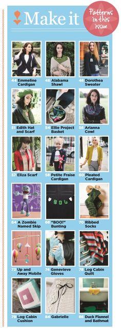 Inside Crochet - Issue 46 - 46, October 2013   Inside Crochet