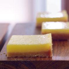 best lemon squares recipe?