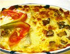 Resep Vegetarian, Nasi Panggang Jamur -