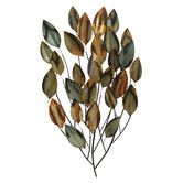 Found it at Wayfair - BJ Keith Designs Branch of Autumn Leaves Wall Décor