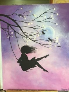 Berry's Journals: Ramblings: Leaping Faith – Zeichnung Cute Wallpapers, Wallpaper Backgrounds, Shadow Painting, Watercolor Art Paintings, Painting Art, Silhouette Art, Art Drawings Sketches, Kirigami, Pastel Art