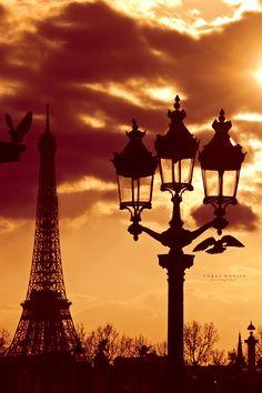 Eiffel - tower (Paris - France 2013.)  #bonitaphotos