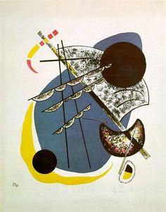 Small worlds II, 1922 - Wassily Kandinsky