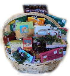 Deluxe Healthy Pregnancy Gift Basket