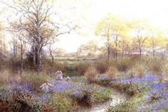 Charles Gregory - Picking Bluebells