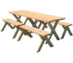 Spruce Picnic Table Our Separate Bench Style Picnic Tables Are - Spruce picnic table