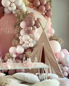 IG: @elari_events Backyard Birthday Parties, 13th Birthday Parties, Girl Birthday, Birthday Ideas, Balloon Decorations, Birthday Decorations, Cinderella Baby Shower, Shower Party, Bridal Shower