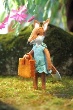 Charlotte The Fox Doll