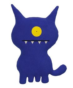 Take a look at this Classic Uglydog  by Ugly Dolls on #zulily today!