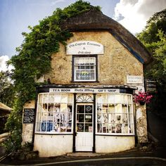 21 Absolutely Charming Tea Rooms You Have To Visit Before You Die - The Bat's Wing Tea Room , Isle of Wight