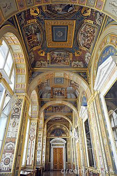 The Raphael Loggias at the #Hermitage Museum in Saint Petersburg, #Russia (by FCTravelPix). Description from pinterest.com. I searched for this on bing.com/images