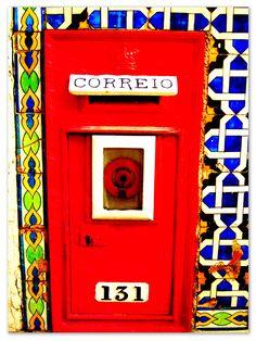 Portugal Mail. Vila de Oeiras