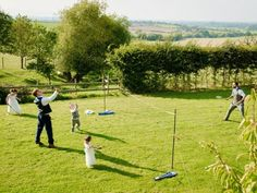 Why not add some extra fun garden games to keep the youngsters (& adults) entertained