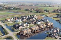 Riva2 Waterwijk Nesselande Rotterdam Diverse woningen