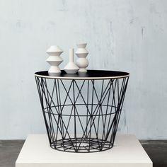 ferm Living - Wire Basket Medium (71,50 eur)