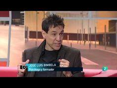 """Entrevista realizada a José Luis Bimbela autor del libro """"Yo decido La tecnología con alma"""" en el programa Para todos la 2 (17/11/2014)"""