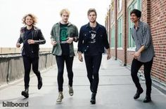 5 Seconds of Summer  || Billboard Magazine September 2015