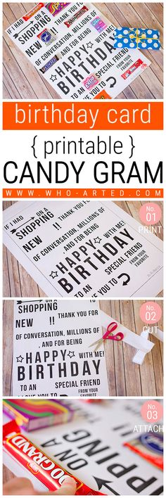 The 11 Best Candy Gram Ideas Pinterest Candy Cards Candy Grams