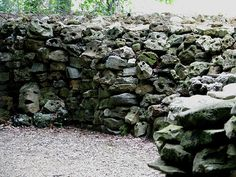 "The Wichahpi Stone Wall - one of the locations that inspired ""A Feather's Not A Bird"""