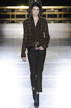 Haider Ackermann Fall 2014 Ready-to-Wear Collection Slideshow on Style.com #PFW #FW2014