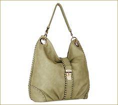 @BigBuddhaBagas Naples Green Handbag.