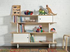 Bibliothèque design enfant